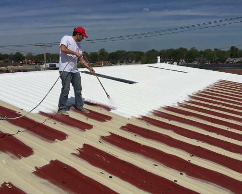 Coating A Metal Roof In Denver Co