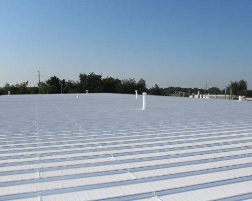 Commercial Roof Coatings In Denver