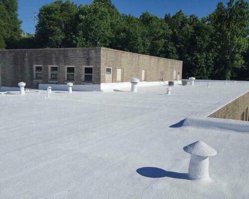 Denver Foam Roof Coating