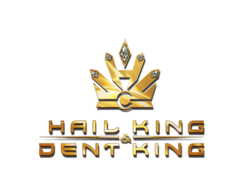 Hail King Dent Repair Logo