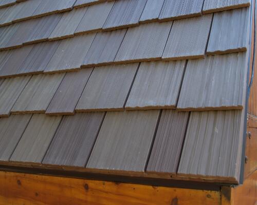 Wood Shake Roof In Denver