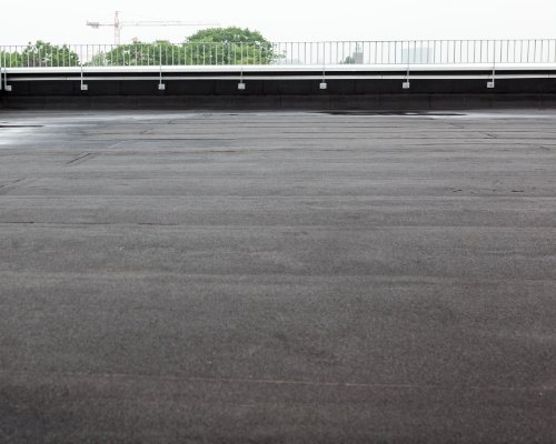 epdm roofing recently installed by maxx roof llc