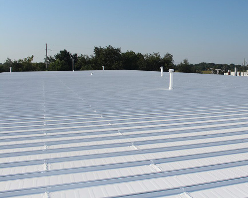 standing seam metal roof installed by maxx roof llc