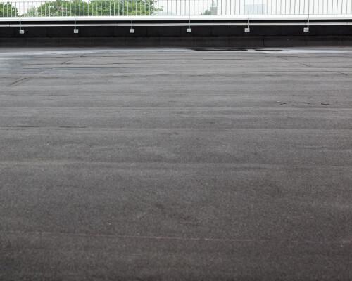 flat roof installed in denver co