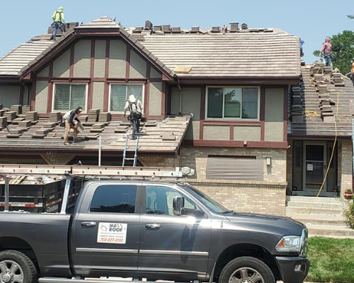 maxx roof llc replacing a tile roofing system in aurora